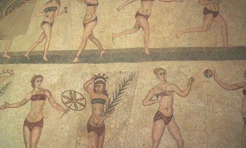 Thermes Grèce antique