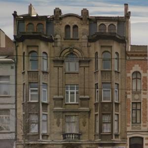 Le bâtiment avenue Wielemans Ceuppens