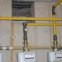 Canalisations de gaz