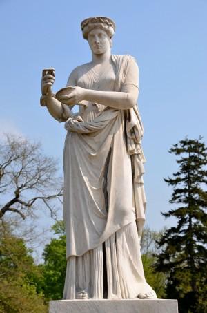 La déesse Hygie