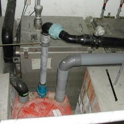 Station de pompage des eaux usées