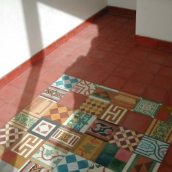 carrelage 'patchwork'