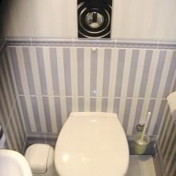 wc+lave-mains et réservoir de chasse d'eau encastré
